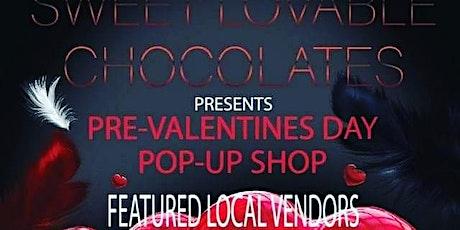 Pre Valentine's Day Pop Up Shop tickets