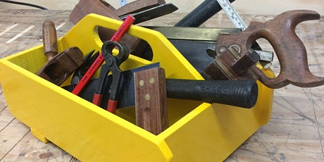 Get Handy - Woodwork (Tues 16 Mar 2021) tickets