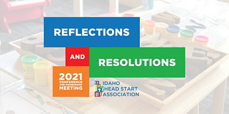 Reflections and Resolutions: IHSA 2021 Conference tickets