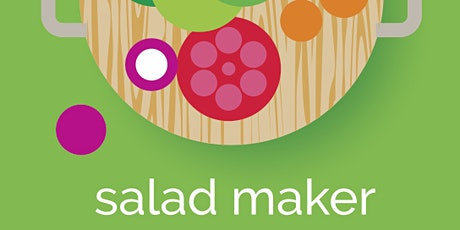 Super Salad Night: a Virtual Cooking Class with Dr. Yum tickets