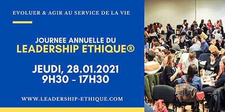 La Journée du Leadership Ethique billets