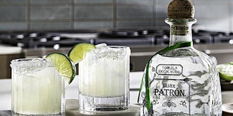 Patrón Virtual Cocktail Class tickets