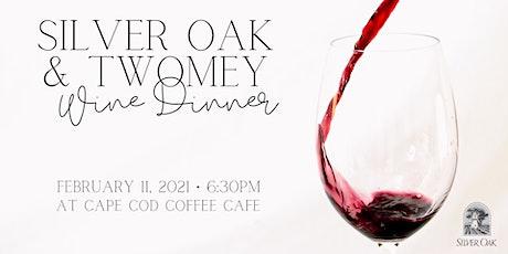Silver Oak & Twomey Wine Dinner tickets