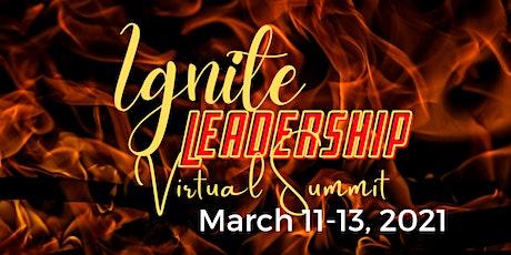 Ignite Leadership Virtual Summit tickets