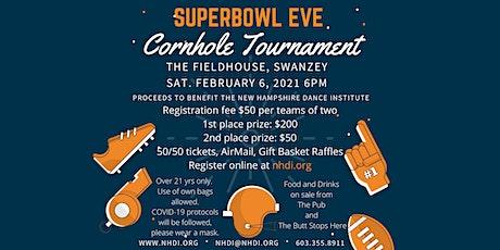 "NHDI ""Superbowl Eve"" Cornhole Tournament tickets"