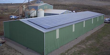 Webinar: Rural Energy for America Program (REAP) in Wyoming tickets