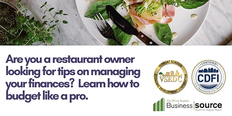 Restaurant Budgeting: Managing the Financial Health of Your Restaurant tickets