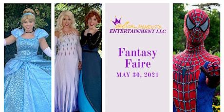 Omaha Fantasy Faire tickets