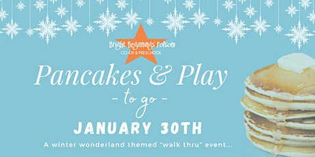Pancakes & Play To-Go tickets