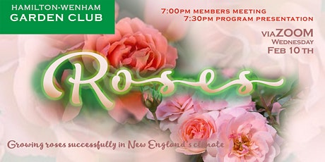 Roses for New England, with Mike and Angie Chute tickets