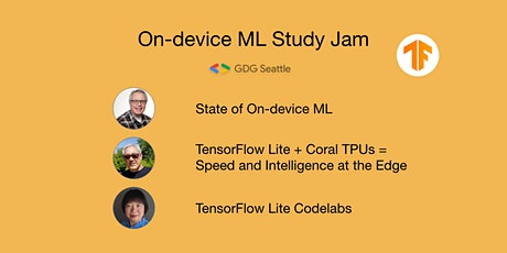 On-Device ML Study Jam tickets