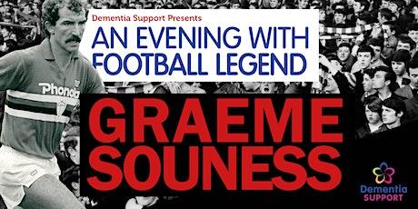 A Virtual Evening with Graeme Souness tickets