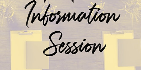 WiM Information Sessions: What to Expect in 2021 tickets