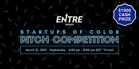 Startups of Color Pitch Competition #9 tickets