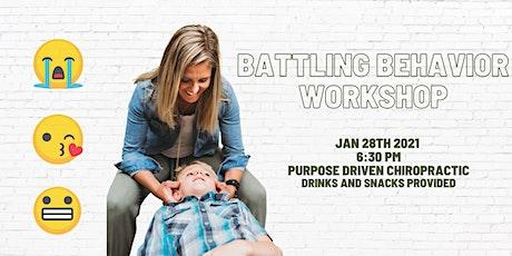Battling Behavior Workshop tickets