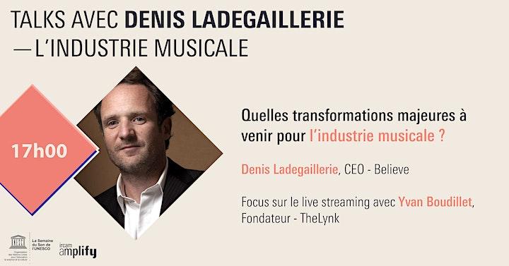 Image pour (PRÉINSCRIPTION) Forum pour les pouvoirs du son dans l'industrie