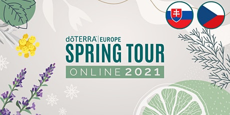 dōTERRA Central Europe Grand Spring Tour Online 2021 – Slovakia tickets