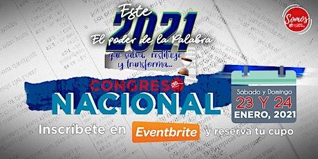 Congreso Nacional CENTI Costa Rica 2021 - 23 y 24 de Enero entradas