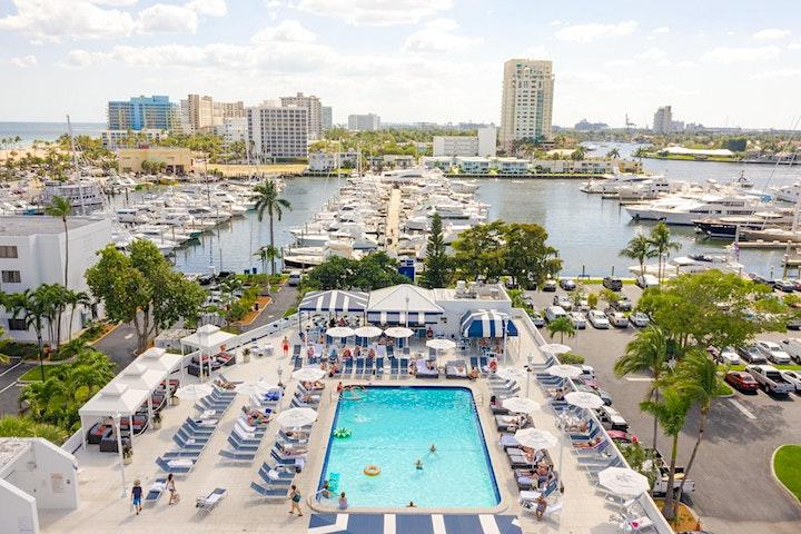 Spring Break Sessions- Bahia Mar Pool Parties with DJ Suissa image