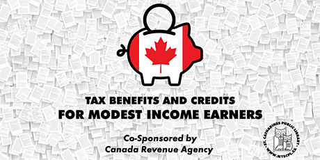 Tax Benefits and Credits for Modest Income Earners tickets