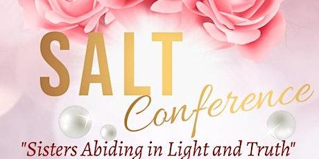 SALT Conference tickets