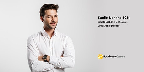 Studio Lighting 101:  Simple Lighting Techniques with Studio Strobes tickets