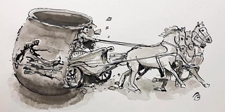 Colchester Archaeology Talks 2021: Roman Life - Chariot Racing tickets