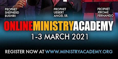 Online Ministry Academy tickets