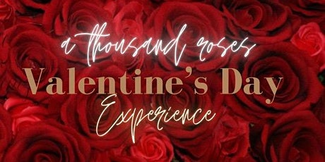 A Thousand Rose Dinner Experience  sponsored by  Moët Chandon tickets
