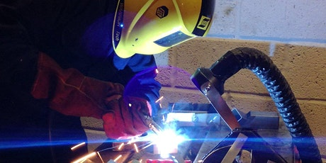 Introductory Welding for Artists (Fri 14 May - Afternoon) tickets