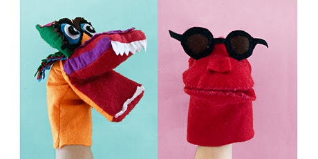 Drop-in Puppet Workshop for All Ages! tickets