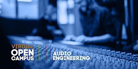 Study Insights: Audio Engineering Tickets