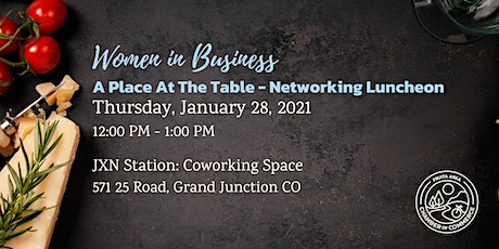 A Place At The Table - Networking Luncheon tickets