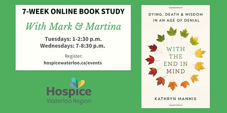 HWR Book Study - With The End in Mind by Dr Kathryn Mannix tickets