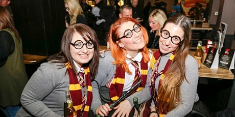 Wizards & Wands Bar Crawl - Cleveland tickets