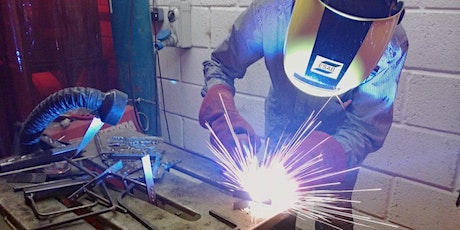 Introductory Welding for Artists (Fri 4 June 2021 - Morning) tickets