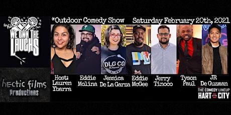 We Own The Laughs: Bakersfield (Starring JR De Guzman) tickets