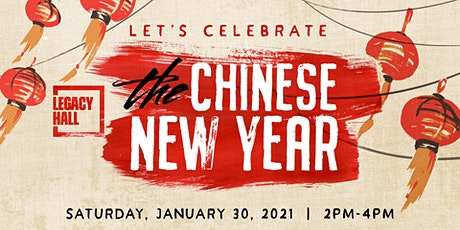 2nd Annual Chinese New Year at Legacy Hall tickets