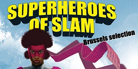 SpeakEasy selection round for the Superheroes of Slam tickets