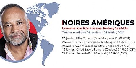 Noires Amériques : Alain Mabanckou tickets