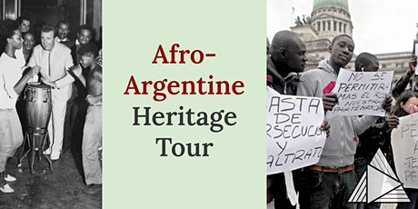LIVE ONLINE TOUR: Afro-Argentine Heritage Tour tickets