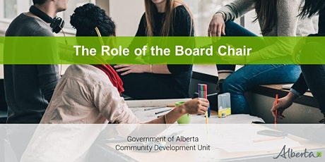 The Role of the Board Chair - A Live Interactive Webinar tickets