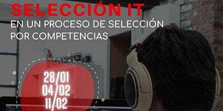 Selección IT en un proceso de selección por competencias (Online) entradas