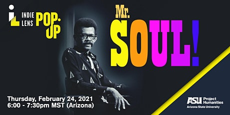 Film Discussion: Mr. SOUL! tickets