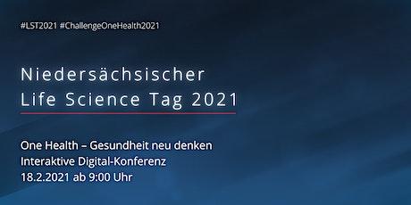Niedersächsischer Life Science Tag 2021 tickets