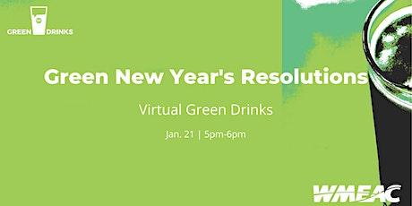 January Green Drinks (Virtual) - WMEAC tickets