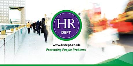 FREE HR Essentials tickets