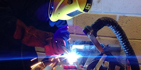 Introductory Welding for Artists (Fri 4 June 2021 - Afternoon) tickets