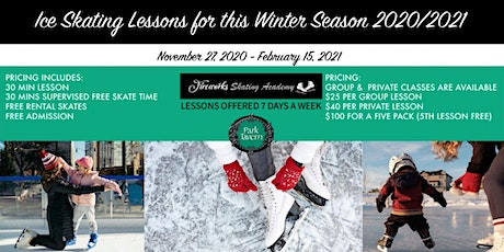Learn to Skate - Group Classes tickets