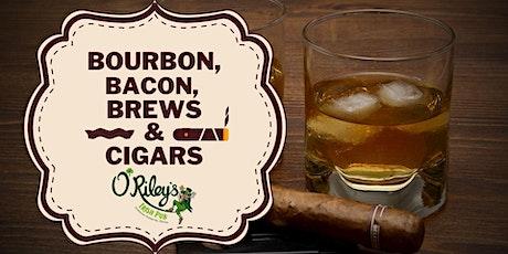 Bourbon, Bacon, Brews & Cigars tickets